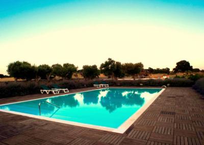 hotel con piscina ad Alberobello