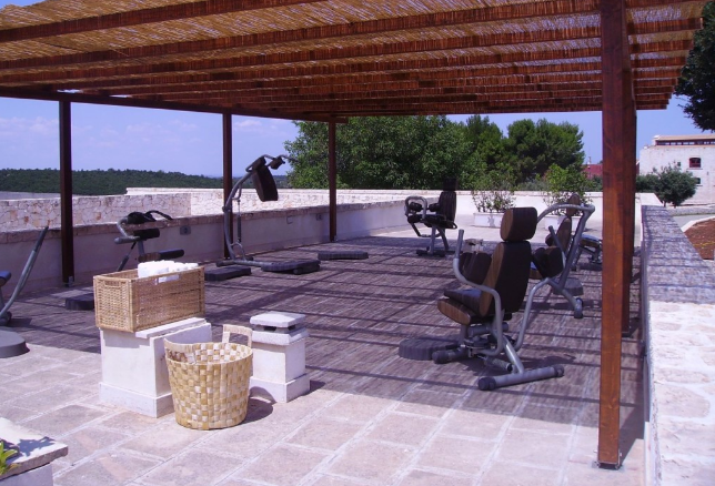 fitness area victor country