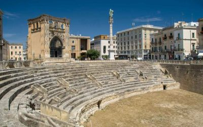 Wonderful Lecce: from Lupiae to Baroque
